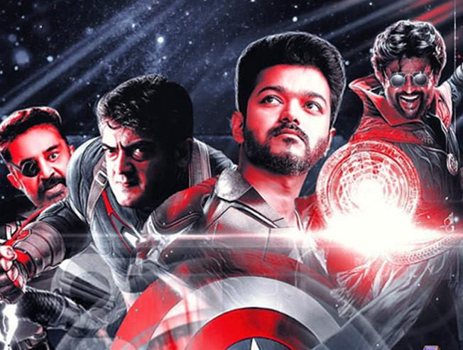 Galatta's Kollywood version of Avengers: Endgame - Complete list inside