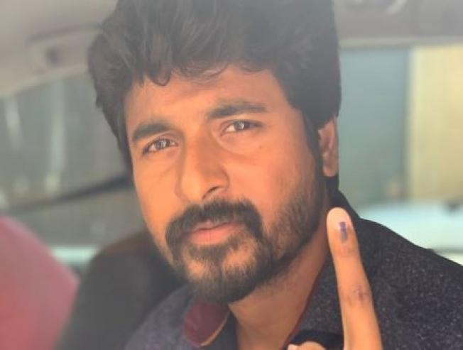 SHOCKING: Sivakarthikeyan Denied To Vote! Know What Happened After That!