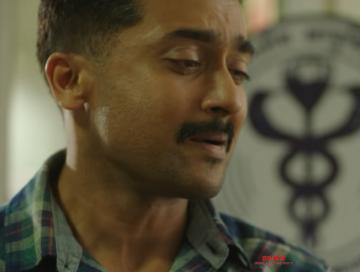Suriya Kaappaan new deleted scene emotional scene ft Shamna Kasim - Tamil Movie Cinema News