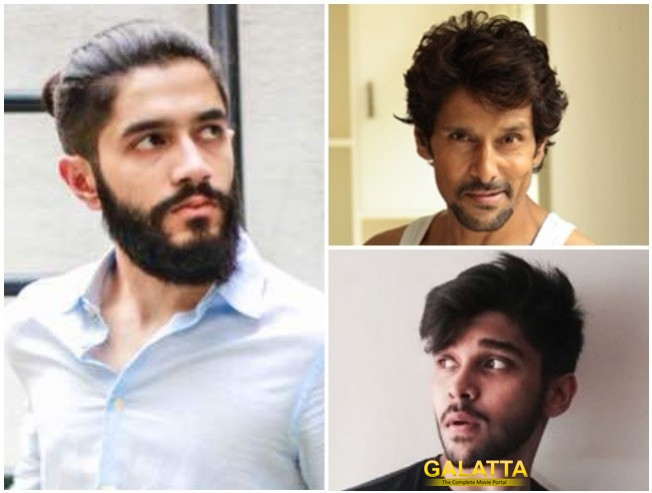 Chiyaan Vikram Sister Son Arjuman To Debut In Tamil Cinema Next