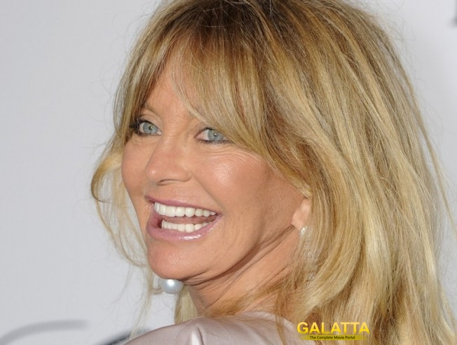 I thought my life would be normal : Goldie Hawn