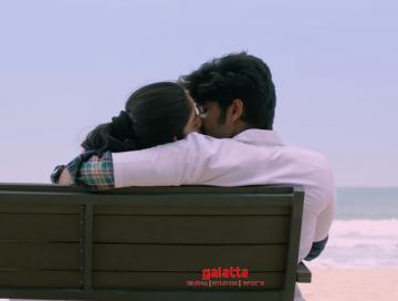 Dhruv Vikram Adithya Varma new promo teaser Banita Sandhu - Tamil Movie Cinema News