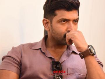 Arun Vijay to team up with Kuttram 23 fame Arivazhagan next film - Tamil Movie Cinema News