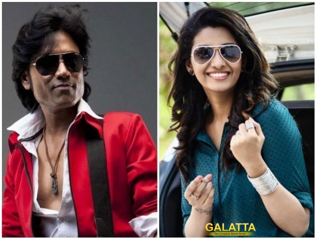 SJ Suryah Priya Bhavani Shankar Film Begins Shoot From Today