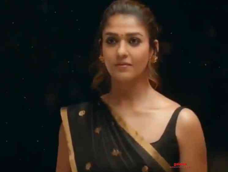 Nayanthara new advertisement video goes viral on social media - Tamil Movie Cinema News
