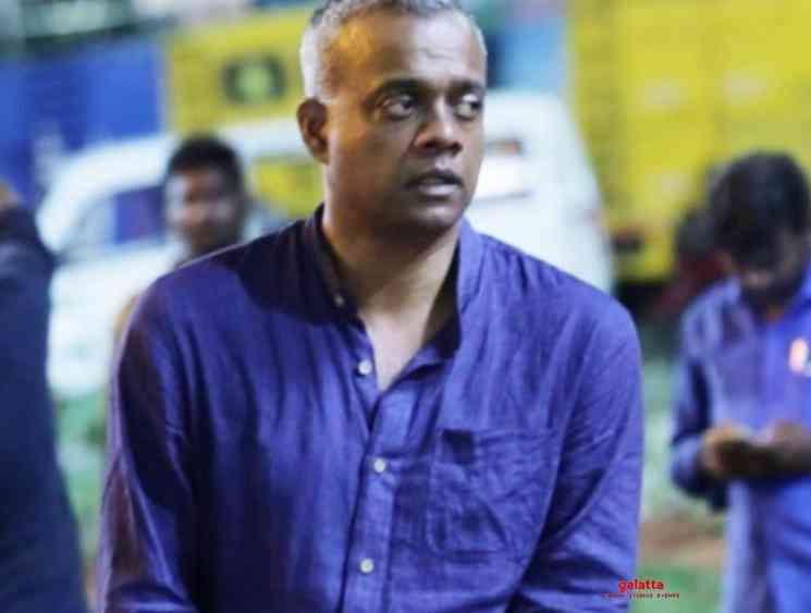 Krishna is the villain of Gautham Menon Joshua Imai Pol Kaakha - Tamil Movie Cinema News