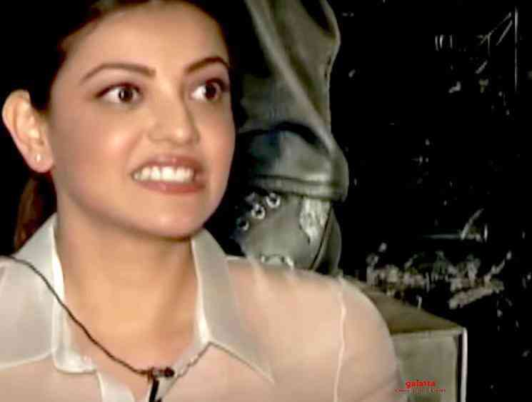 Kajal Aggarwal is acting in Acharya confirms her manager - Tamil Movie Cinema News