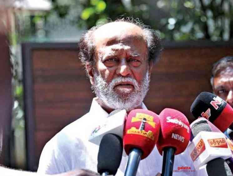 Rajinikanth speaks to Jayaraj wife Sathankulam father son death - Tamil Movie Cinema News