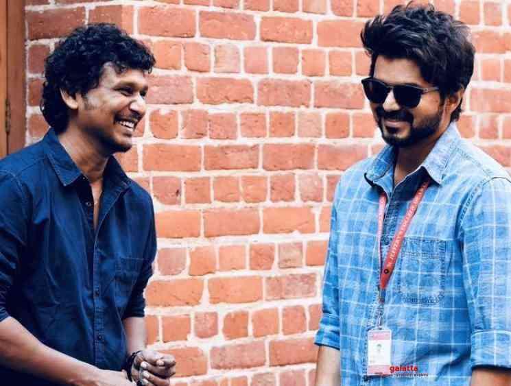 Master director Lokesh Kanagaraj wish Vijay on his birthday - Tamil Movie Cinema News