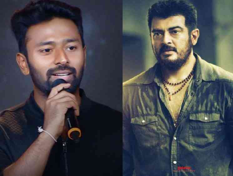 ShanthnuBhagyaraj latest video about ThalaAjith and his character - Tamil Movie Cinema News