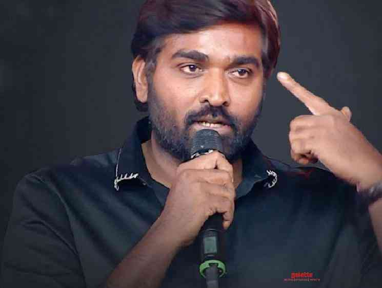 Vijay Sethupathi donates 10 Lakhs for FEFSI workers Corona - Tamil Movie Cinema News