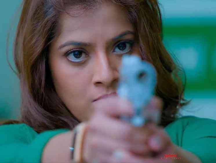 Varalaxmi Chasing movie Tamil teaser - Tamil Movie Cinema News