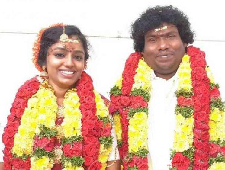 Actor Yogi Babu wedding with Manji Bhargavi photos - Tamil Movie Cinema News