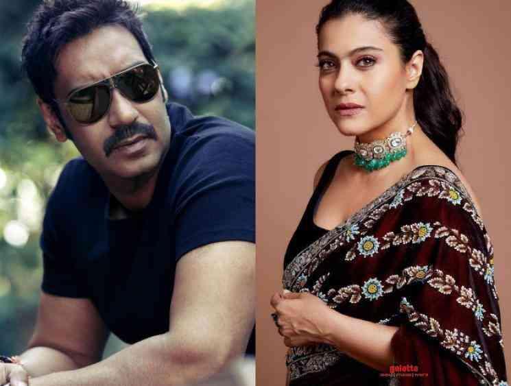 Ajay Devgn denies rumours of Kajol being tested positive Corona - Tamil Movie Cinema News
