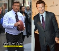 Alec Baldwin's weight loss credited to wife!