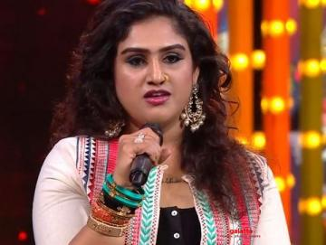 BIGG BOSS OFFICIAL: Vanitha Evicted For The Second Time!