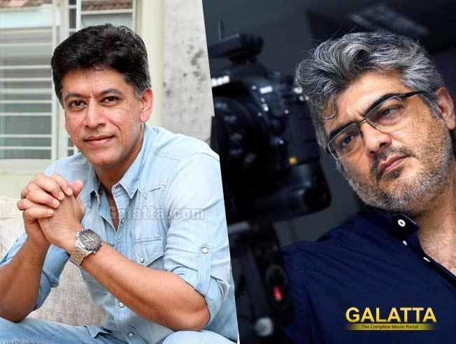 Ajith has more cameras than me - G Venket Ram