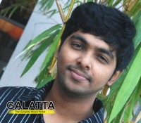 It's G.V. Prakash for Komban