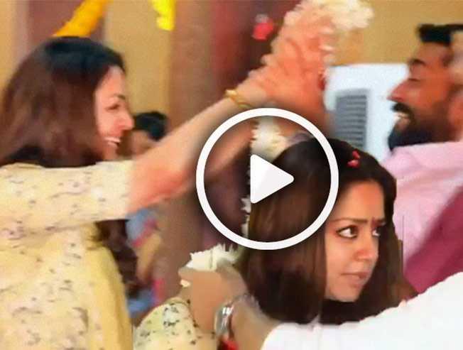 Suriya Jyothika Pon Magal Vandhal puja video