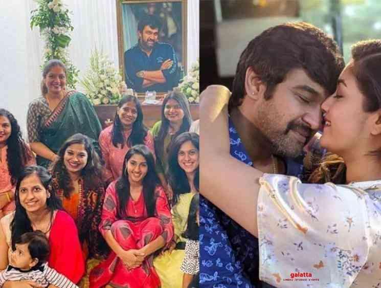 Meghana Raj emotional statement on her husband Chiranjeevi Sarja - Tamil Movie Cinema News