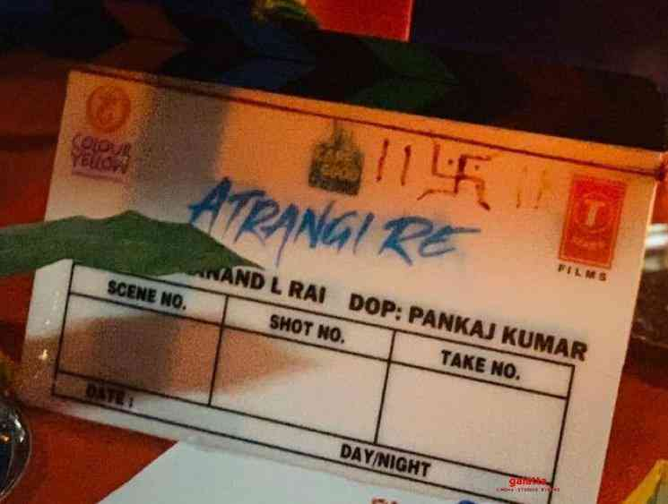 Dhanush kick starts Atrangi Re in Varanasi - Tamil Movie Cinema News