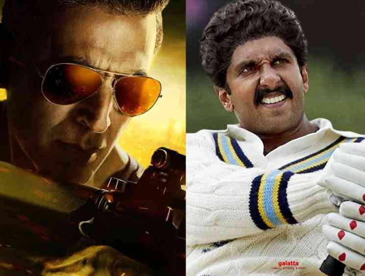 Sooryavanshi to release for Diwali and 83 movie Christmas release - Tamil Movie Cinema News