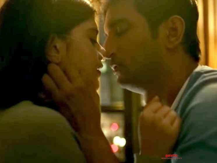 Khulke Jeene Ka Video Sushant Singh Rajput AR Rahman Dil Bechara - Tamil Movie Cinema News