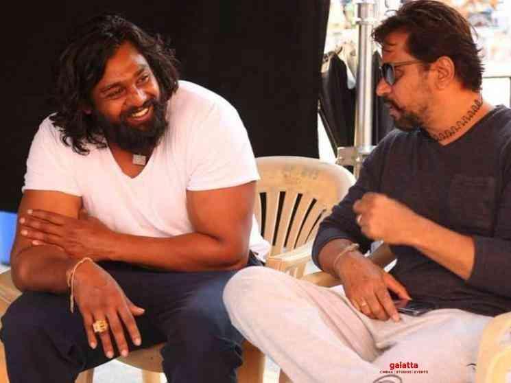 Dhruva Sarja and his wife test negative for COVID 19 - Tamil Movie Cinema News