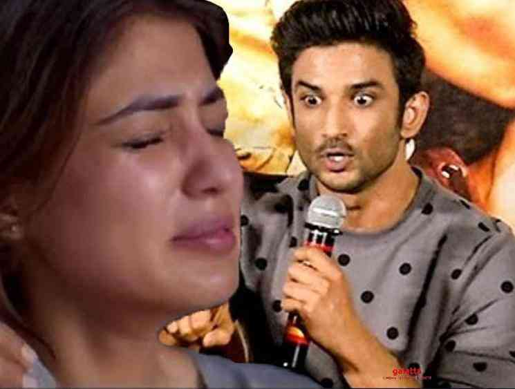 Rhea Chakraborty gets rape treats Sushant Singh Rajput case - Tamil Movie Cinema News