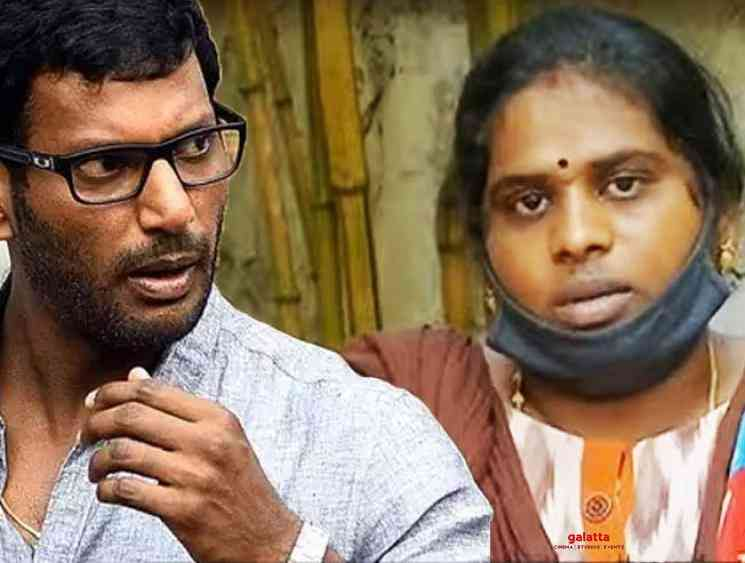 Vishal auditor Ramya on money laundering case against her - Tamil Movie Cinema News