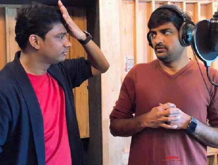 Comedy actor Sathish turns singer for Sasikumar Rajavamsam Sam CS - Tamil Movie Cinema News