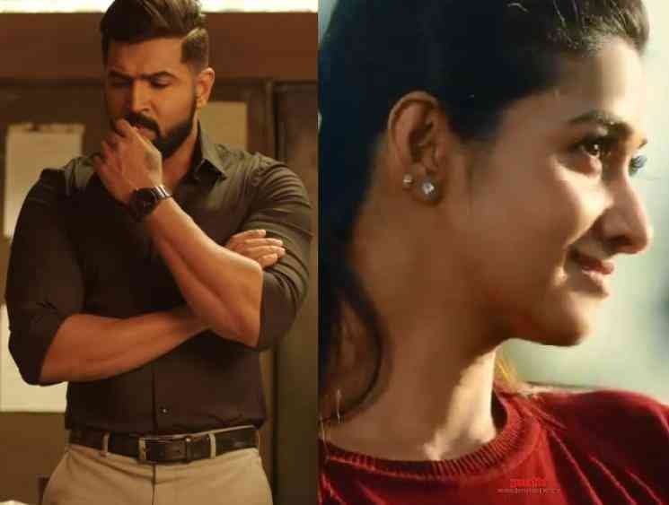 Karthick Naren Mafia Vedan Vandhaacho Video Song Promo Arun Vijay - Tamil Movie Cinema News