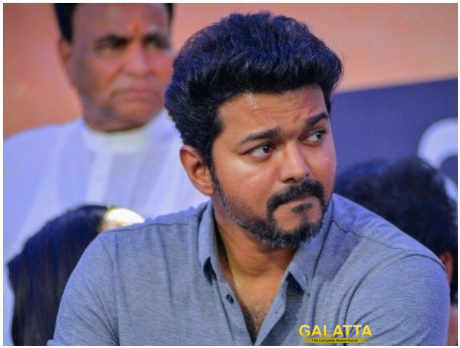 Forty Five percent Shooting Completed For Vijay Thalapathy 62