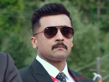 Kaappaan Vinnil Vinmeen Video Song Suriya Harris Jayaraj - Tamil Movie Cinema News