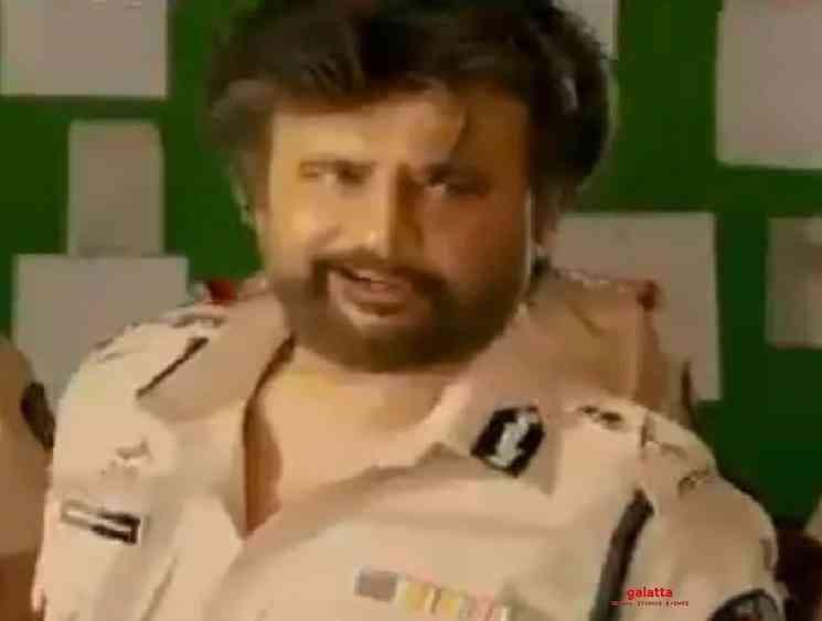 Superstar Rajinikanth Darbar New Action Promo AR Murugadoss - Tamil Movie Cinema News