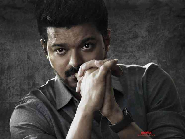 Thalapathy Vijay Master Overseas Theatrical rights bagged by UIE - Tamil Movie Cinema News