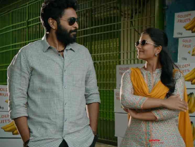 Mani Ratnam Vaanam Kottattum Official Teaser Vikram Prabhu - Tamil Movie Cinema News