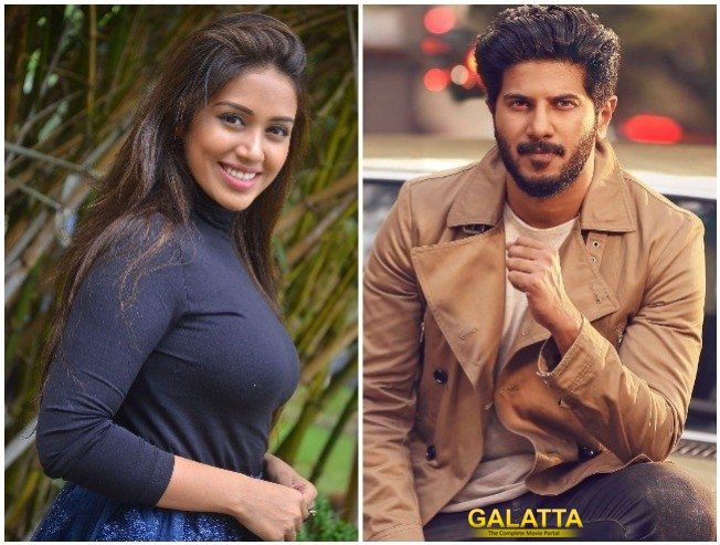 Nivetha Pethuraj To Play One Of The Four Heroines Opposite Dulquer Salmaan