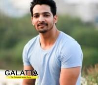 Harashavardhan's mega Bollywood launch
