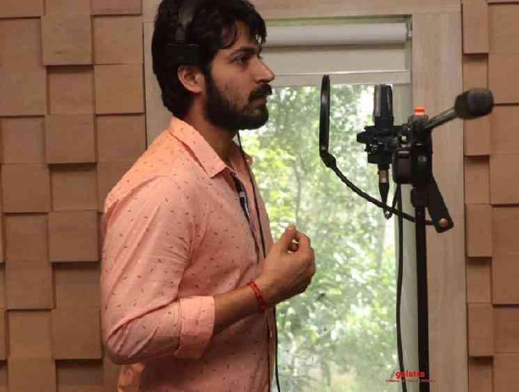 Harish Kalyan begins dubbing for Pelli Choopulu Tamil remake - Tamil Movie Cinema News