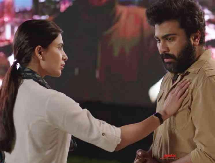 Samantha Sharwanand starrer Jaanu New Release Promo Teasers - Tamil Movie Cinema News