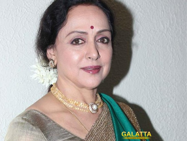 Hema Malini in Balayya's 100th film!