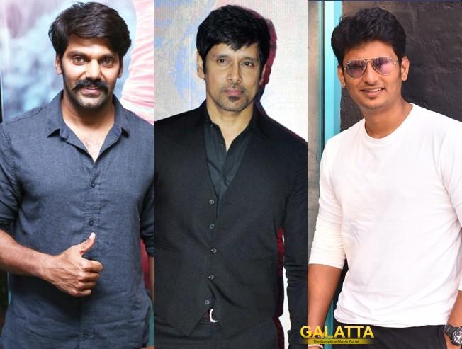 Vikram, Arya, Jiiva Bag Best Actor TN State Awards Among Others