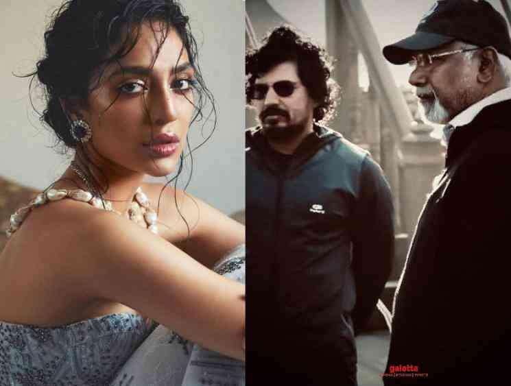 Bollywood actress Sobhita Dhulipala to act in Ponniyin Selvan - Tamil Movie Cinema News