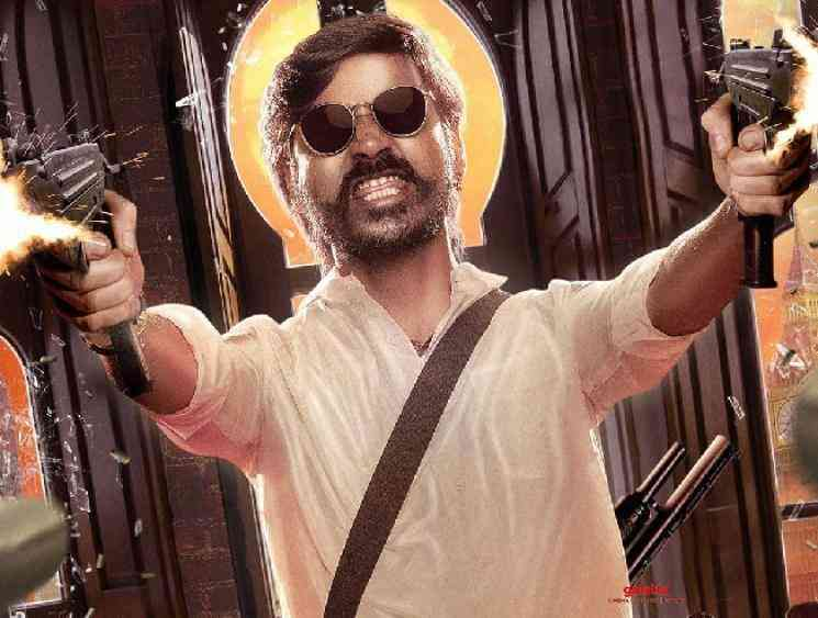 Dhanush reveals his character name Suruli in Jagame Thandhiram - Tamil Movie Cinema News