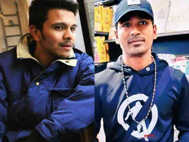 Karthick Naren collaborates with writers Sharfu Suhas D43 Dhanush - Tamil Movie Cinema News