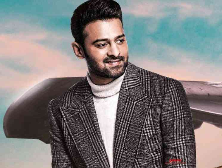 Prabhas20 shoot happen at Europe a long schedule official update - Tamil Movie Cinema News