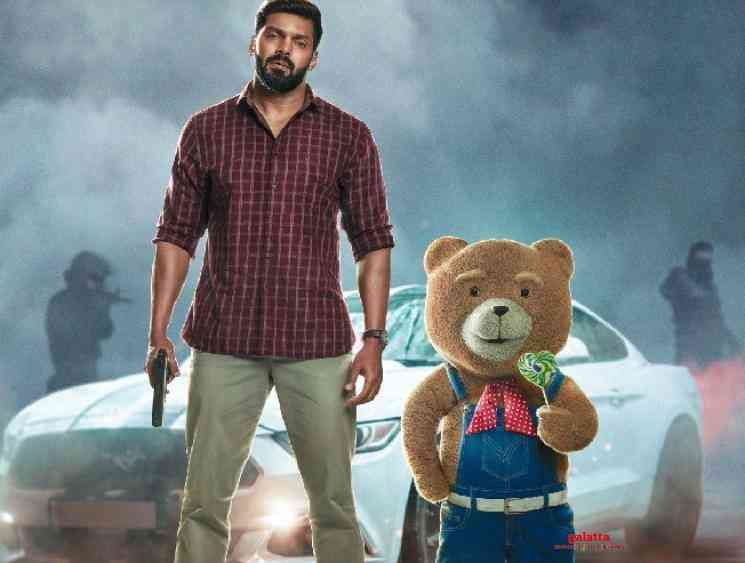 Arya Teddy Tamil Movie Official Teaser Sayyeshaa Shakti Soundar - Tamil Movie Cinema News
