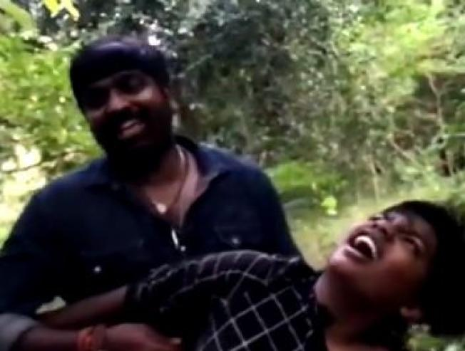 Vijay Sethupathi Sindhubaadh Shooting Spot Video With Son Surya Goes Viral - Tamil Movie Cinema News
