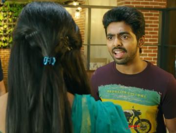 Sivappu Manjal Pachai sneak peek new scene Siddharth GV Prakash - Tamil Movie Cinema News